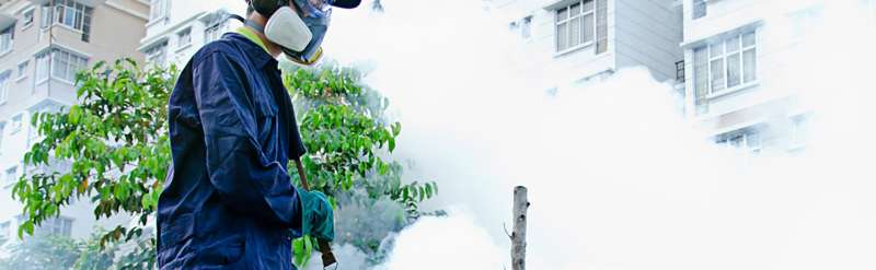 pest control fumigation in Centre