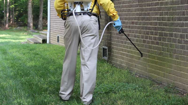 residential pest control company in Mulberry